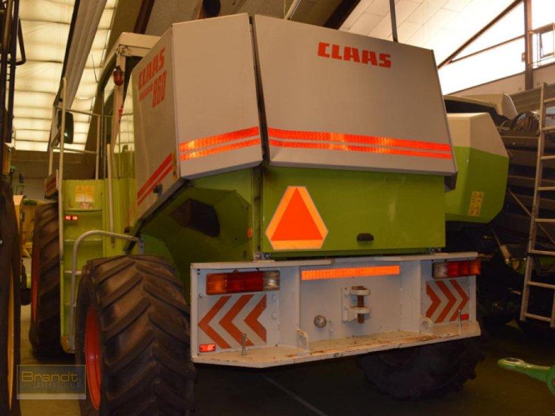 Feldhäcksler des Typs CLAAS Jaguar 860, Gebrauchtmaschine in Bremen (Bild 4)