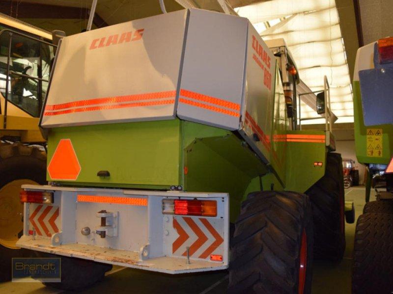 Feldhäcksler des Typs CLAAS Jaguar 860, Gebrauchtmaschine in Bremen (Bild 3)