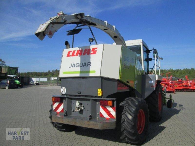 Feldhäcksler typu CLAAS Jaguar 870, Gebrauchtmaschine v Emsbüren (Obrázok 3)