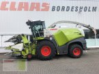 Feldhäcksler des Typs CLAAS JAGUAR 870 in Bordesholm