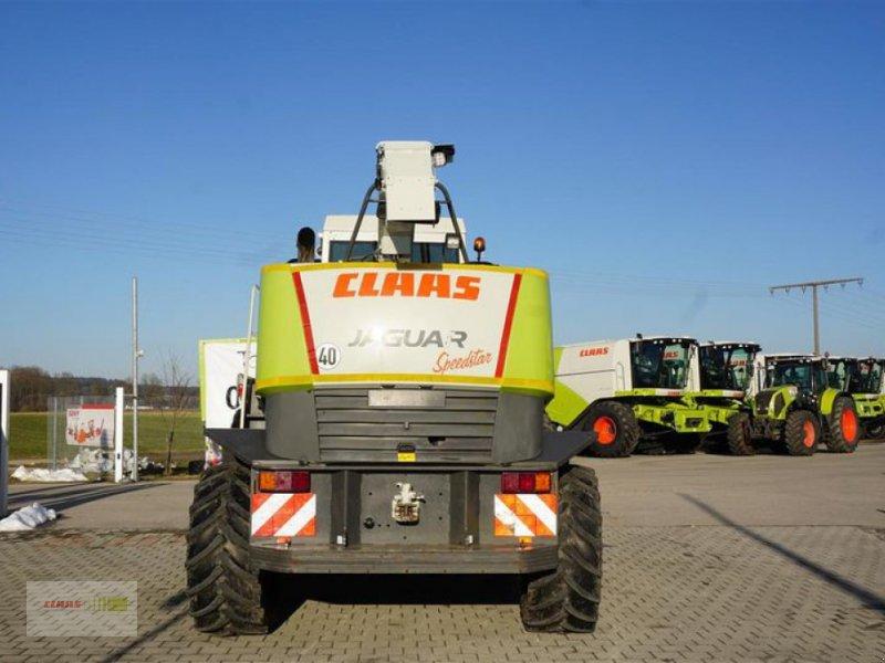 Feldhäcksler des Typs CLAAS JAGUAR 890 ALLRAD MIT PICK UP, Gebrauchtmaschine in Töging am Inn (Bild 3)