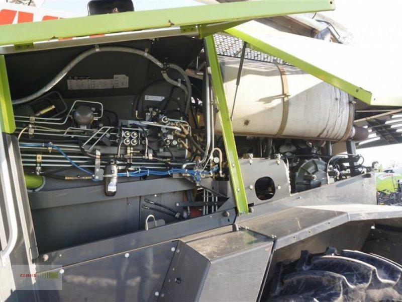 Feldhäcksler des Typs CLAAS JAGUAR 890 ALLRAD MIT PICK UP, Gebrauchtmaschine in Töging am Inn (Bild 9)
