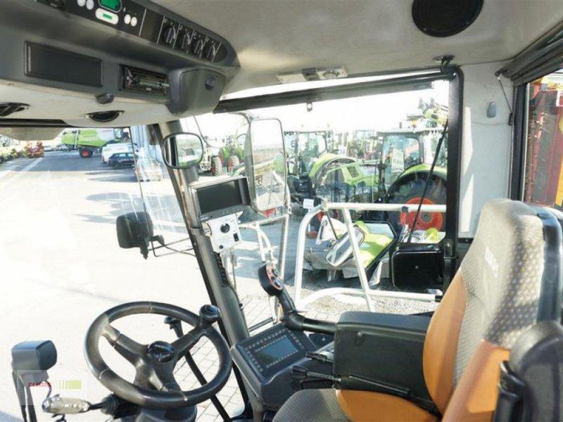 Feldhäcksler des Typs CLAAS JAGUAR 890 ALLRAD MIT PICK UP, Gebrauchtmaschine in Töging am Inn (Bild 13)