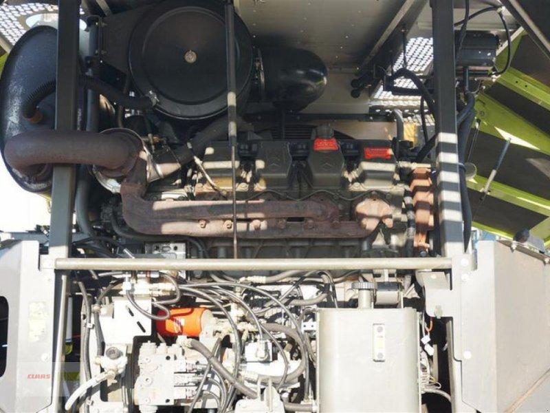 Feldhäcksler des Typs CLAAS JAGUAR 890 ALLRAD MIT PICK UP, Gebrauchtmaschine in Töging am Inn (Bild 8)