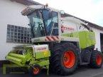 Feldhäcksler des Typs CLAAS JAGUAR 890 in Homberg (Ohm) - Maul