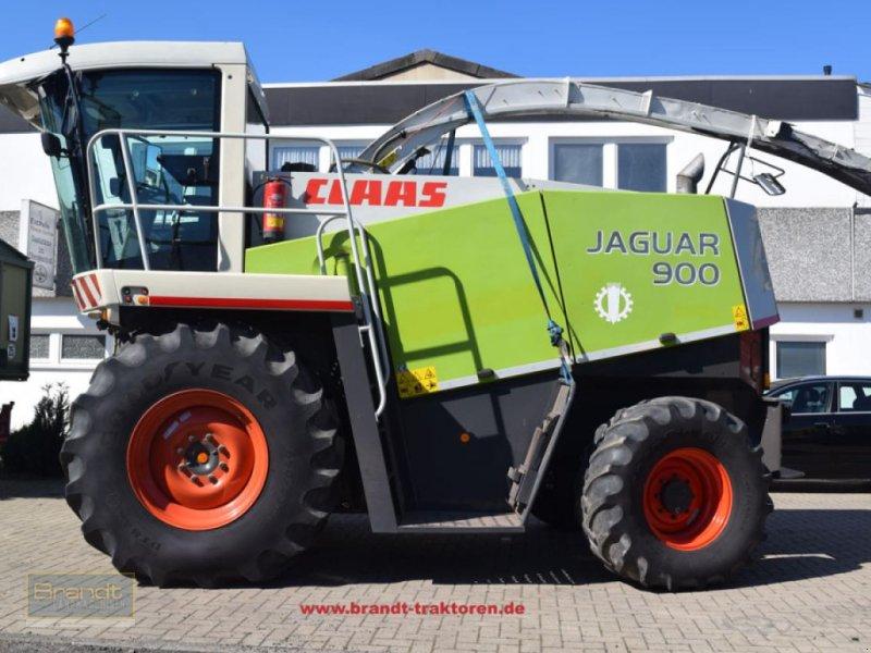 Feldhäcksler typu CLAAS Jaguar 900, Gebrauchtmaschine v Bremen (Obrázok 1)