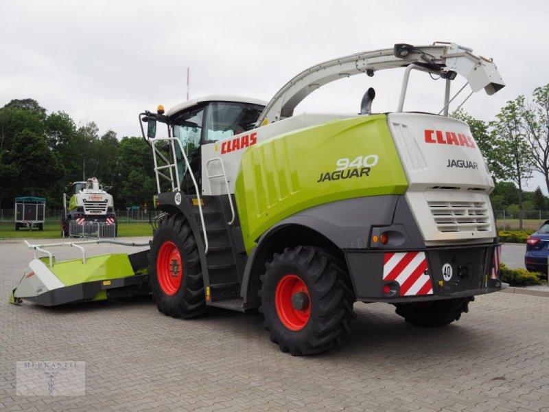 Feldhäcksler des Typs CLAAS JAGUAR 940 + ORBIS 600 SD, Gebrauchtmaschine in Pragsdorf (Bild 2)