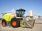 Feldhäcksler des Typs CLAAS JAGUAR 940, ORBIS 600 in Töging am Inn