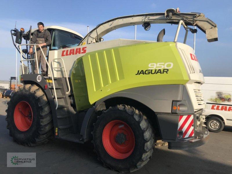Feldhäcksler des Typs CLAAS JAGUAR 950  494, Gebrauchtmaschine in Prüm (Bild 1)
