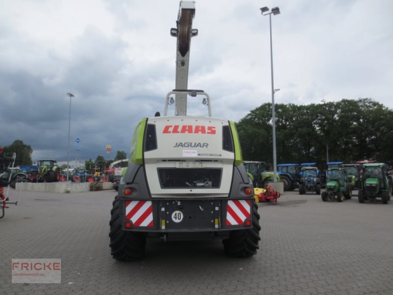 Feldhäcksler des Typs CLAAS JAGUAR 950 Allrad, Gebrauchtmaschine in Bockel - Gyhum (Bild 6)