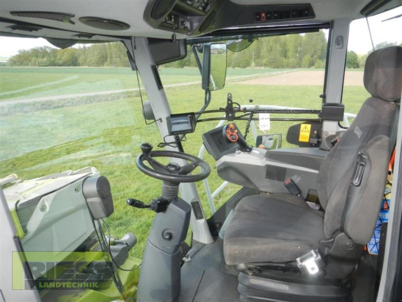 Feldhäcksler des Typs CLAAS JAGUAR 950 ORBIS 750, Gebrauchtmaschine in Homberg (Ohm) - Maulbach (Bild 8)
