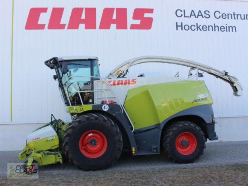 Feldhäcksler typu CLAAS JAGUAR 950 T4f, Gebrauchtmaschine v Hockenheim (Obrázok 1)