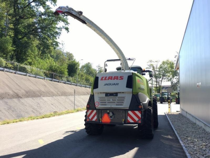 Feldhäcksler des Typs CLAAS JAGUAR 950 T4i, Gebrauchtmaschine in Oberbipp (Bild 4)