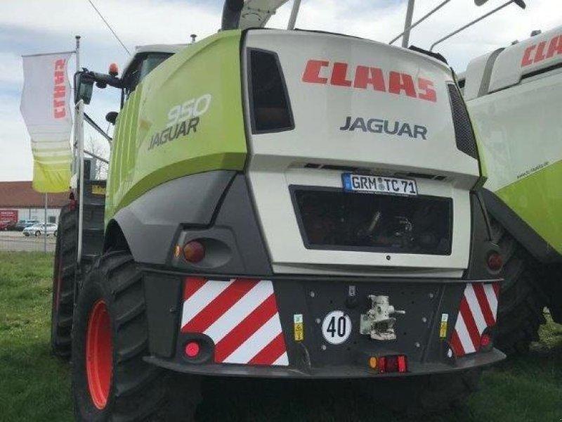 Feldhäcksler des Typs CLAAS Jaguar 950, Gebrauchtmaschine in Grimma (Bild 4)