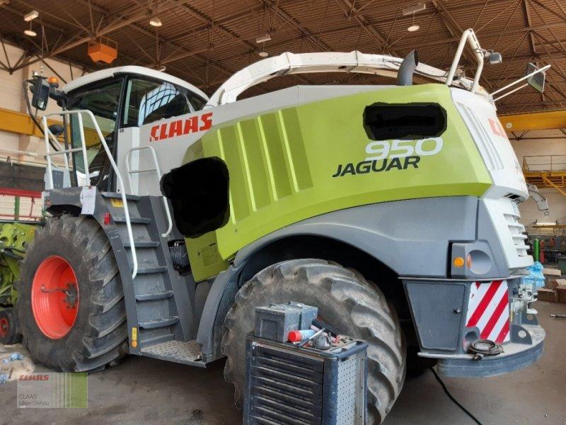 Feldhäcksler des Typs CLAAS Jaguar 950, Gebrauchtmaschine in Kunde (Bild 1)