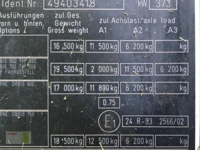 Feldhäcksler des Typs CLAAS JAGUAR 950, Gebrauchtmaschine in Risum-Lindholm (Bild 16)