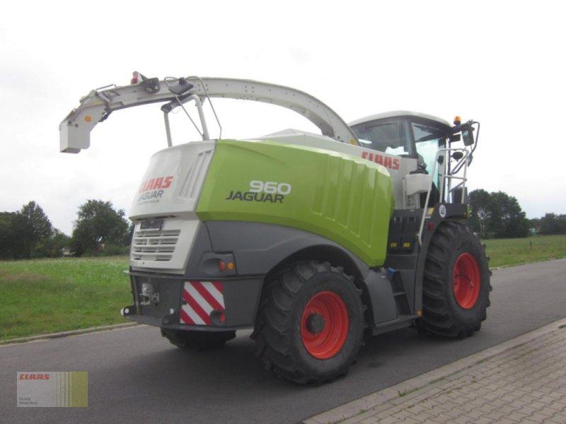 Feldhäcksler des Typs CLAAS JAGUAR 960 (494) Allrad 4WD, 40 km/h, Gebrauchtmaschine in Westerstede (Bild 5)