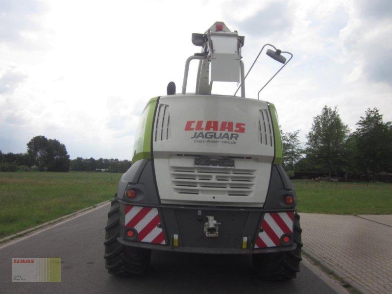 Feldhäcksler des Typs CLAAS JAGUAR 960 (494) Allrad 4WD, 40 km/h, Gebrauchtmaschine in Westerstede (Bild 4)