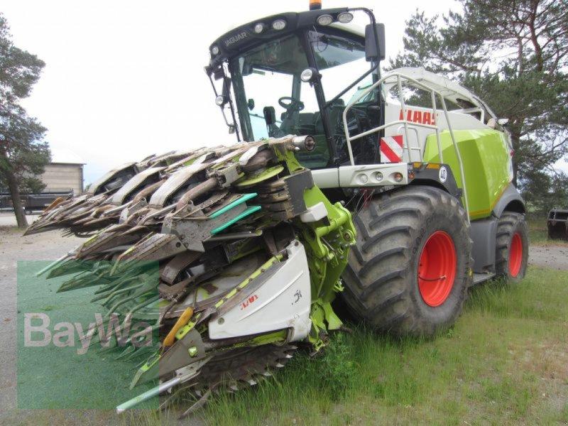 Feldhäcksler a típus CLAAS JAGUAR 960, Gebrauchtmaschine ekkor: Herzberg (Kép 1)