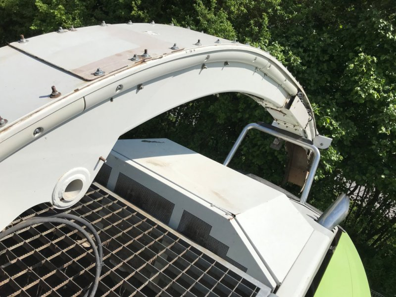 Feldhäcksler typu CLAAS Jaguar 970, Gebrauchtmaschine v Ravensburg (Obrázok 16)