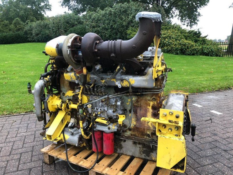 Feldhäcksler типа DAF 1160 motor, Gebrauchtmaschine в Vriezenveen (Фотография 1)