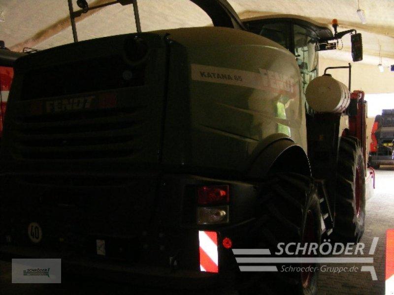 Feldhäcksler des Typs Fendt Katana 65, Gebrauchtmaschine in Wildeshausen (Bild 4)