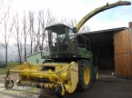 Feldhäcksler des Typs John Deere 6610 + Kemper Champion 4500 + PickUp in Holthof