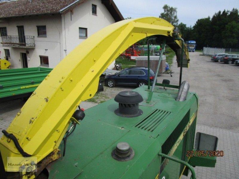 Feldhäcksler des Typs John Deere 6810, Gebrauchtmaschine in Soyen (Bild 4)
