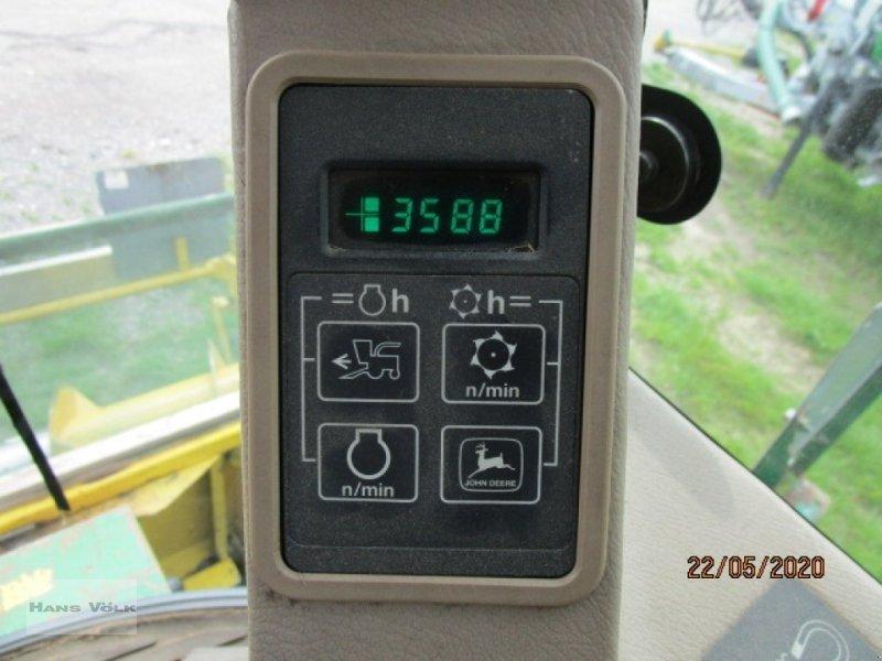 Feldhäcksler des Typs John Deere 6810, Gebrauchtmaschine in Soyen (Bild 8)