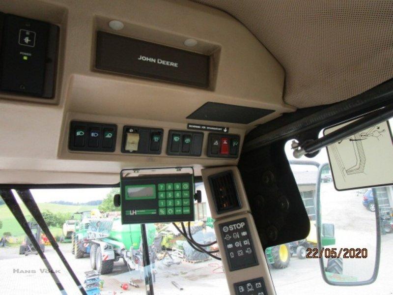 Feldhäcksler des Typs John Deere 6810, Gebrauchtmaschine in Soyen (Bild 11)