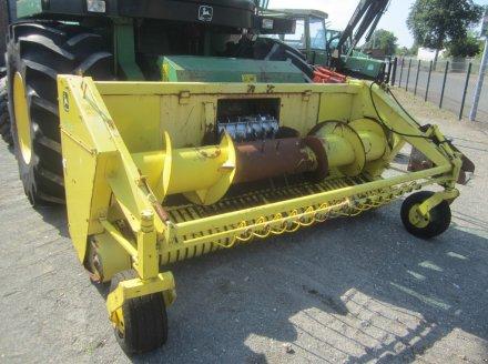 Feldhäcksler des Typs John Deere 6810, Gebrauchtmaschine in Rhede (Bild 5)