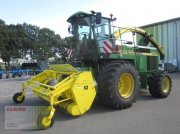 John Deere 6910 Allrad 4WD mit PICK UP 630 A, Corn Cracker Kosilica