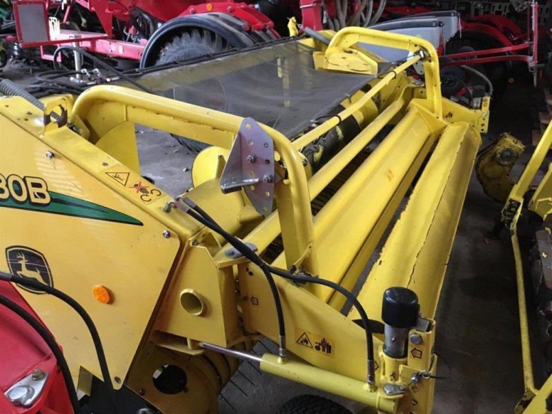 Feldhäcksler des Typs John Deere 7350 ProDrive, Gebrauchtmaschine in Windsbach (Bild 5)
