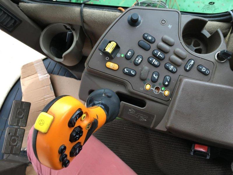 Feldhäcksler des Typs John Deere 7350 ProDrive, Gebrauchtmaschine in Windsbach (Bild 7)