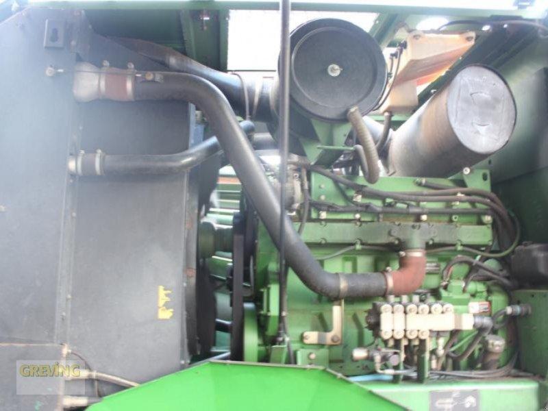 Feldhäcksler des Typs John Deere 7400 Allrad, Gebrauchtmaschine in Ahaus (Bild 9)