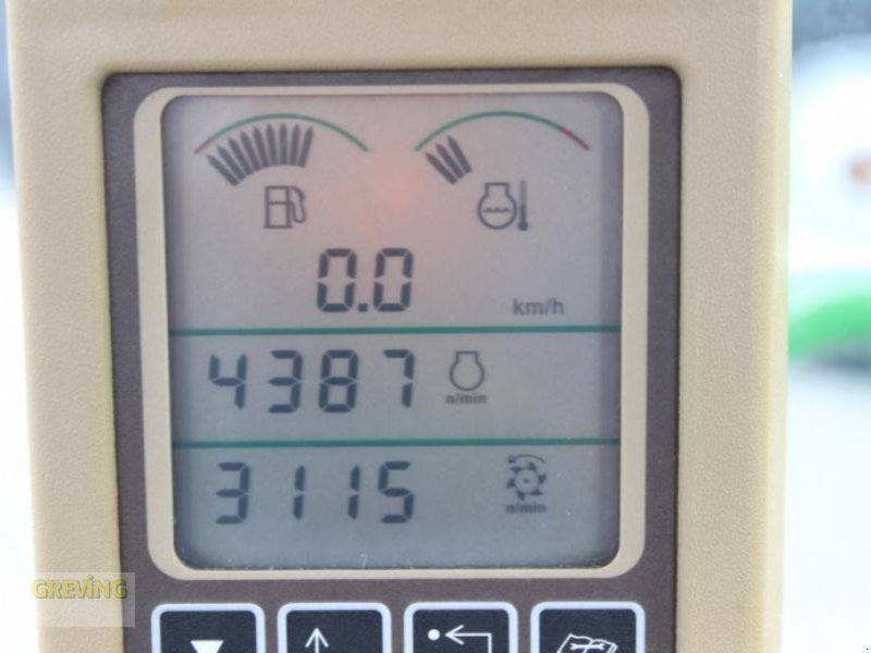 Feldhäcksler des Typs John Deere 7400 Allrad, Gebrauchtmaschine in Ahaus (Bild 15)