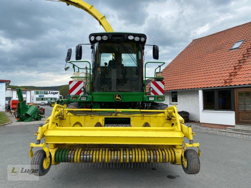 Feldhäcksler des Typs John Deere 7450, Gebrauchtmaschine in Uhlstädt-Kirchhasel (Bild 2)