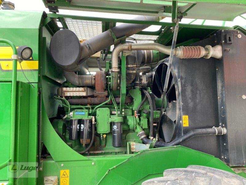 Feldhäcksler des Typs John Deere 7450, Gebrauchtmaschine in Uhlstädt-Kirchhasel (Bild 8)