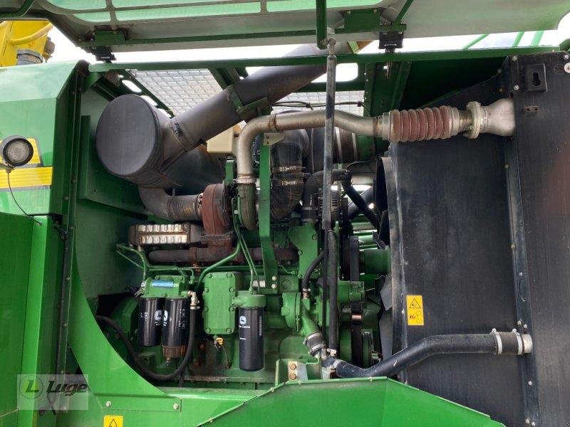 Feldhäcksler des Typs John Deere 7450, Gebrauchtmaschine in Uhlstädt-Kirchhasel (Bild 11)