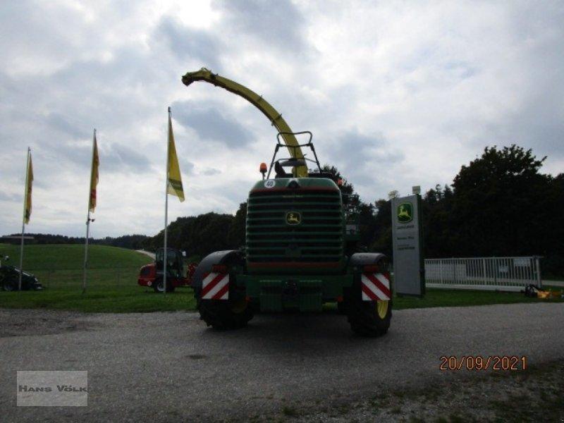 Feldhäcksler des Typs John Deere 7780i, Gebrauchtmaschine in Soyen (Bild 7)