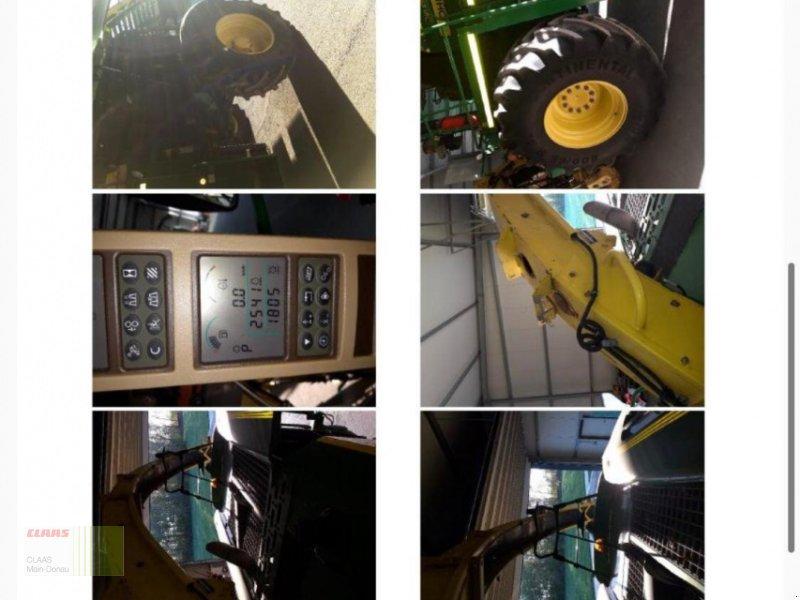 Feldhäcksler des Typs John Deere 7950i, Gebrauchtmaschine in Werneck (Bild 2)