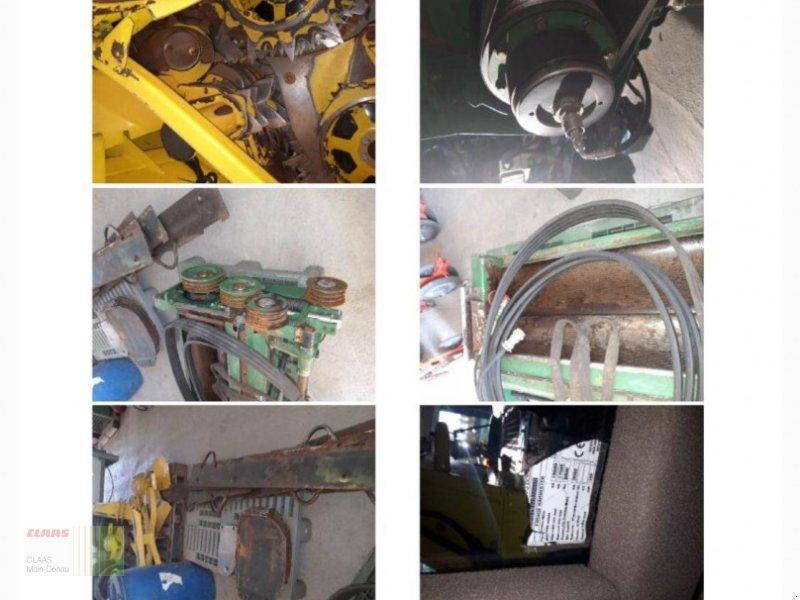 Feldhäcksler des Typs John Deere 7950i, Gebrauchtmaschine in Werneck (Bild 3)