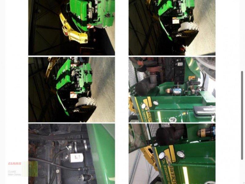 Feldhäcksler des Typs John Deere 7950i, Gebrauchtmaschine in Werneck (Bild 4)