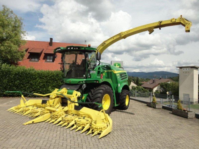 Feldhäcksler типа John Deere 8400i, Neumaschine в Kandern-Tannenkirch (Фотография 1)