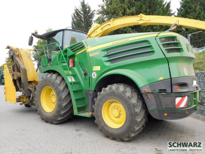 Feldhäcksler des Typs John Deere 8500, Gebrauchtmaschine in Aspach (Bild 2)
