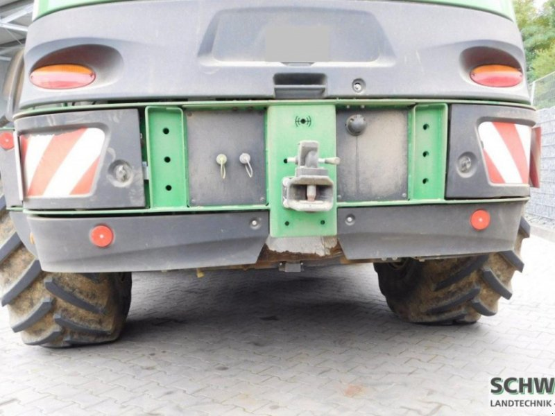 Feldhäcksler des Typs John Deere 8500, Gebrauchtmaschine in Aspach (Bild 4)