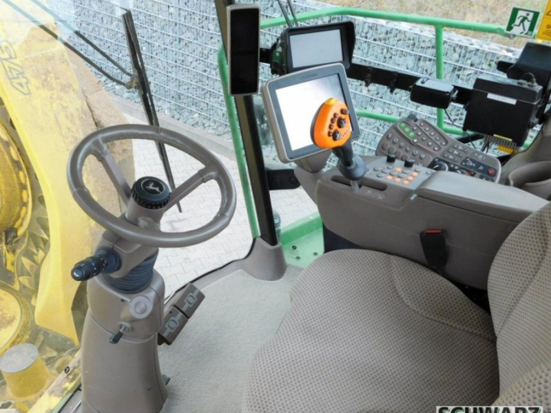 Feldhäcksler des Typs John Deere 8500, Gebrauchtmaschine in Aspach (Bild 5)