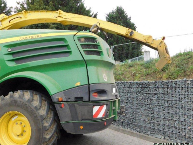 Feldhäcksler des Typs John Deere 8500, Gebrauchtmaschine in Aspach (Bild 3)