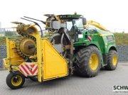 Feldhäcksler des Typs John Deere 8500, Gebrauchtmaschine in Aspach