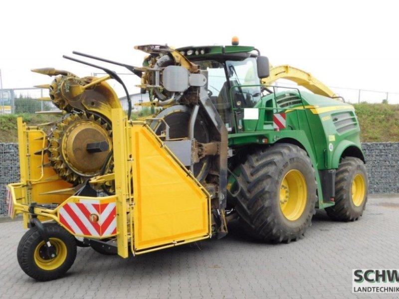 Feldhäcksler des Typs John Deere 8500, Gebrauchtmaschine in Aspach (Bild 1)